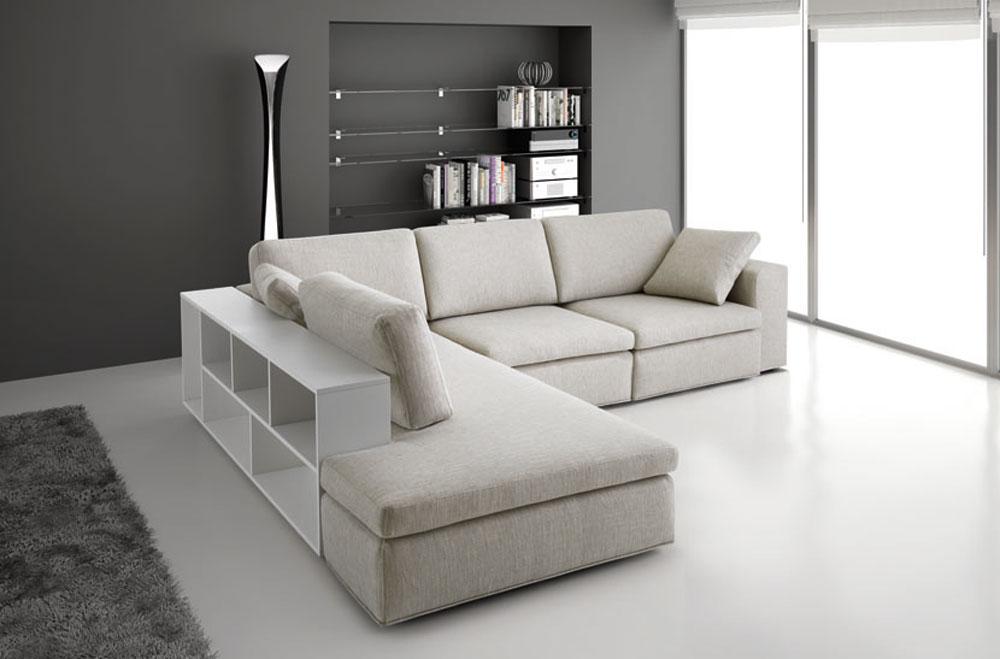 Divano Angolare Con Libreria.Divani Farolfi Casa Forli Trasformabili Relaxer Sofa