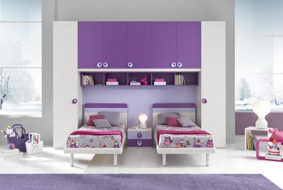 Speciale camerette farolfi casa for Colori camerette