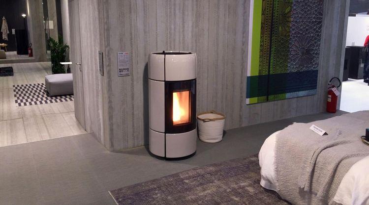Cucine Moderne Di Colore Verde : ... realizzata in ghisa colore nero o ...