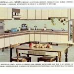 Primo catalogo cucine anni 1950 - Azienda