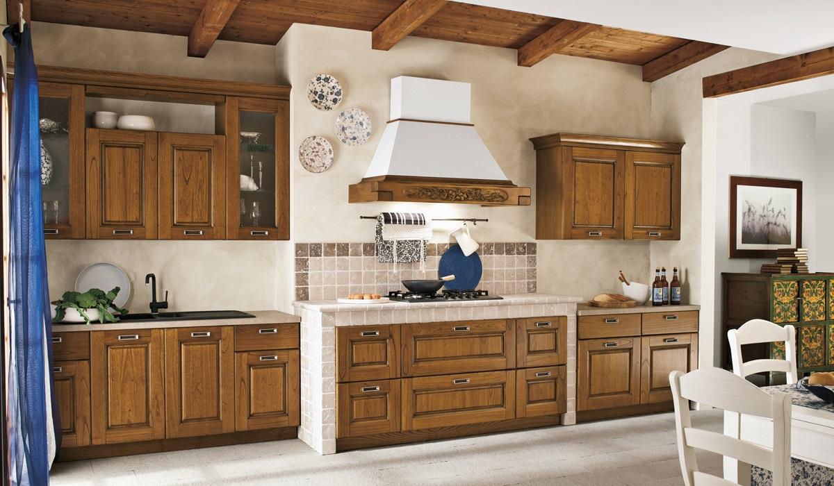 Foto cucina in muratura free cucina in muratura with foto - Cucina country in muratura ...