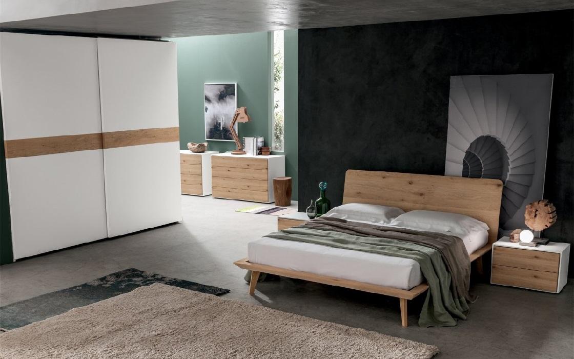 Camere Da Letto Nordiche : Camera da letto in legno stlie nordico farolfi casa