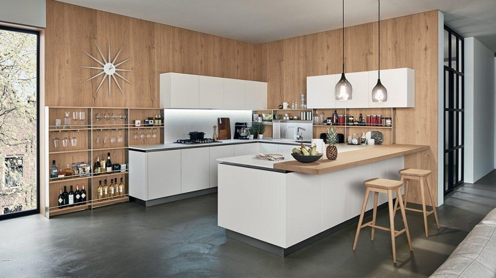 Cucine moderne | Farolfi Casa |Forlì | Con isola | Novità 2019