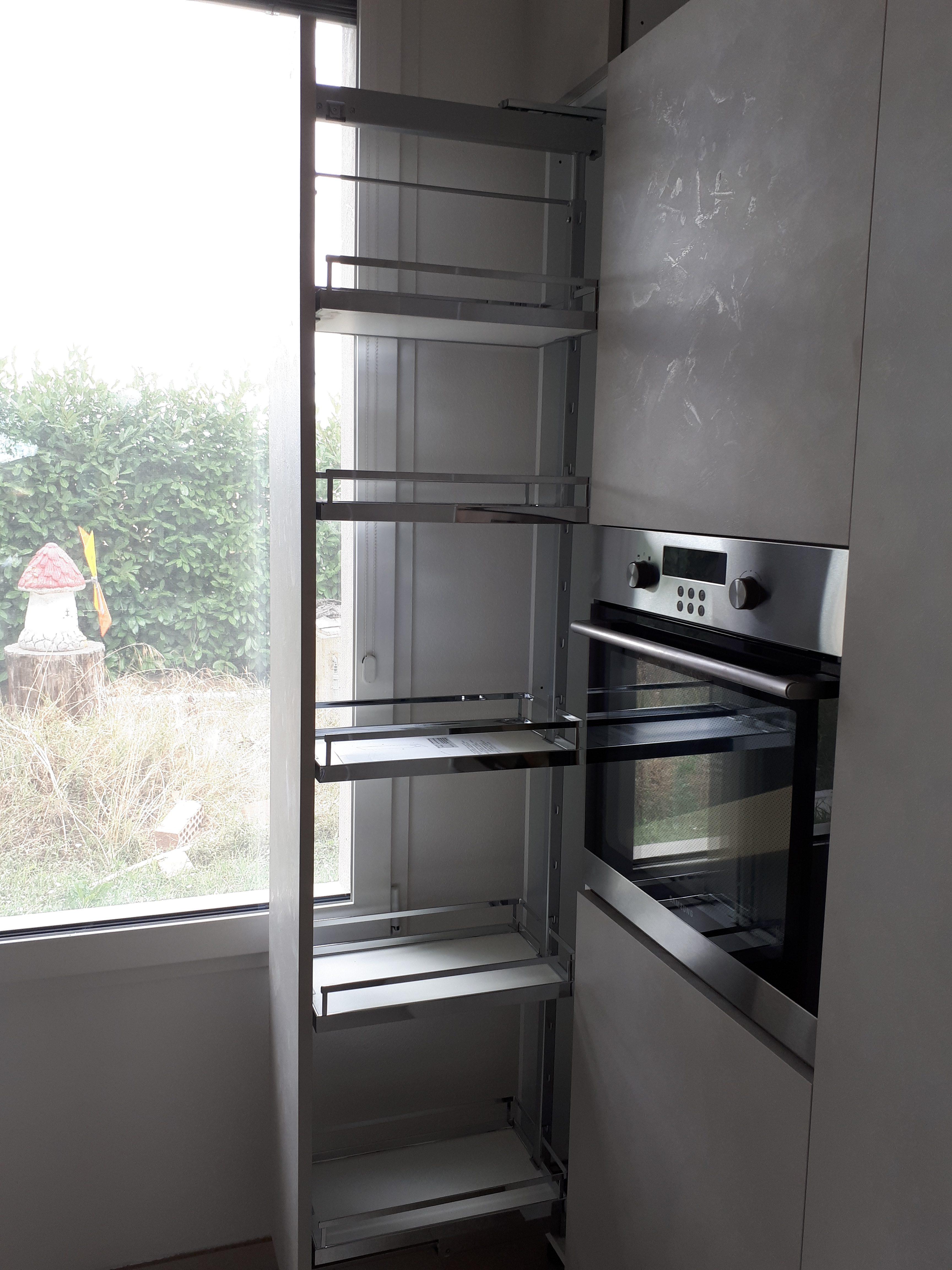 Cucina Arrital effetto cemento | Farolfi Casa
