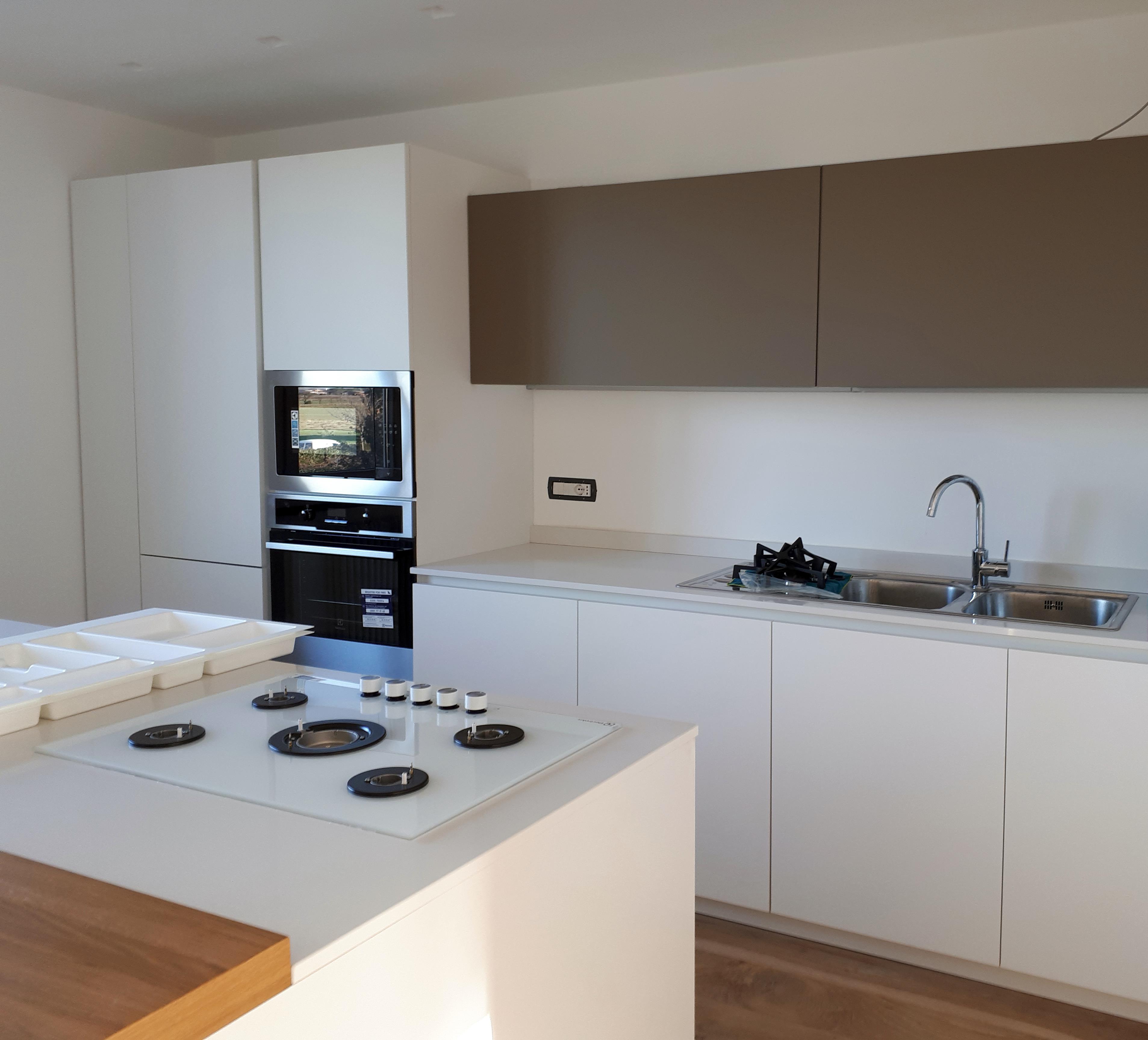 Cucina Veneta Lounge realizzata Farolfi Casa | Farolfi Casa